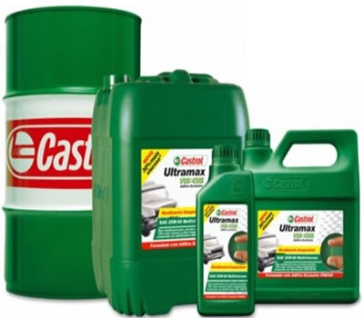 CASTROL CRB TURBO PLUS 15W-40, CH-4
